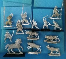 12 Varied Unicorn Clan Miniatures —Clan War L5R Legend of the Five Rings samurai