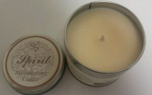 Natural Aromatherapy Candle May Chang handmade essential oils holistic