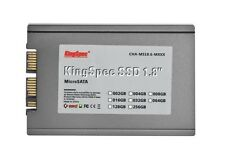128GB KingSpec MicroSATA (SATA III) 1,8 pollici SSD Solid State Drive