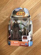 Star Wars Sidious and Yoda