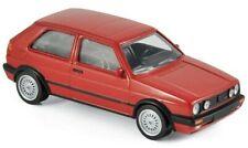Volkswagen golf GTI G60 MK2 1990 1/43 Norev Jet Car (red)