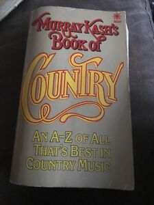 Murray Josh's Book Of Country. Paperback Book. 1981.