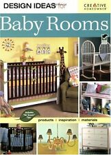 Design Ideas for Baby Rooms (Home Decorating) by Susan Hillstrom