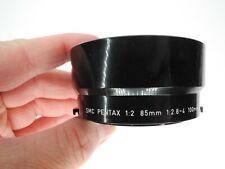 Pentax 49mm Snap On Camera Lens Hood For SMC M 85mm f/2 / 100mm f/2.8 f/4