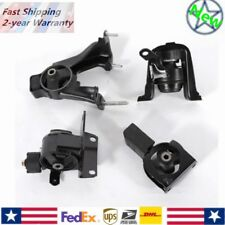 Set of 4 Engine Motor Mount Fit For 2003-2008 Toyota Corolla 1.8L Auto Trans USA