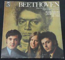 Beethoven - Barenboim , Zukerman , Du Pre – Piano Trios EMI ASD 2571 lp