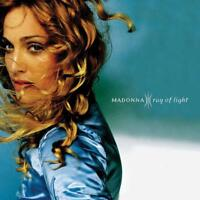 Madonna Ray of Light 1996 Stretched Album Cover Canvas Wall Art Poster Print
