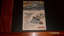 Advertising Italian Pubblicità Werbung: ATLANTIC SOLDATINI ATTACCO DAL MARE 1974
