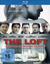 THE LOFT BD -RHONA MITRA/WENTWORTH MILLER/KARL URBAN/JAMES MARSDEN+ BLU-RAY NEW