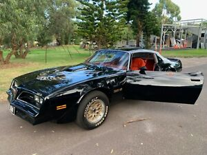 1977 PONTIAC TRANS AM 400 6.6L MATCHING NUMBERS  W72 ONE OF 8,319!!