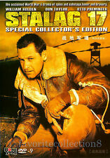 Stalag 17 (1953) - William Holden, Don Taylor - DVD NEW