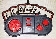 Plug and Play TV Casino System 5 Games Texas Hold 'em-Craps-Blackjack-Roulette+1