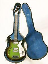 Vintage 1969 Harmony H 82-G