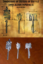 Simulacrum Imperialis (Imagifier) for Sisters of Battle Warhammer 40.000 army