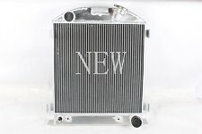 NEW 1934 fit for FORD CHOPPED CHEVY ENGINE AT 3 core all aluminum radiator