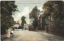 More details for colliers water lane, thornton heath old surrey postcard 1908 (ref 5079/19 g11)