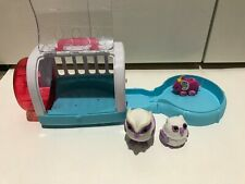 Little Live Pets Mouse cage/Bird Set Toy lot - used