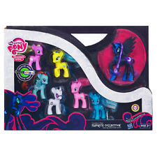 MY LITTLE PONY NIGHTMARE MOON EXCLUSIVE FAVORITES COLLECTION SET