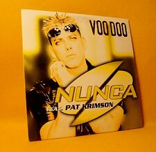 Cardsleeve Single CD Nunca feat. Pat Krimson Voodoo 2TR 1999 dance