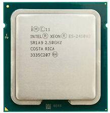 Intel Xeon E5-2450v2 2.50 GHz 20MB 8GT/s 8 Core FCLGA1356 Processor SR1A9 Tested
