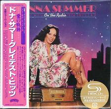 DONNA SUMMER-DONNA SUMMER GREATEST HITS -JAPAN MINI LP SHM-CD Ltd/Ed G00