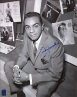 Johnny Mathis It's Not for Me to Say Misty Singer Signed Autograph Photo COA