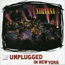 Unplugged In New York - Nirvana (1994, CD NUOVO)