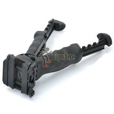 Tactical Adjustable Bipods Stand Foregrip Grip for 21mm Rails Scopes Guns