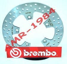 DISCO FRENO POSTERIORE BREMBO DUCATI 749 999 XEROX 1000 DESMOSEDICI RR  68B40768