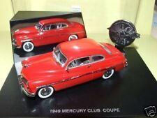 MERCURY CLUB Rouge Coupé  1949  Eagle Race 1/43