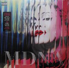 MADONNA  MDNA  180 GRAM 2 VINYL LP FACTORY SEALED AUDIOPHILE, 180 GRAM