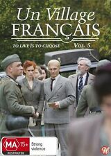 Un Village Francais: Volume 5 NEW R4 DVD