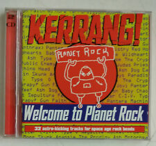 Kerrang! Welcome To Planet Rock 2-CD UK 1996