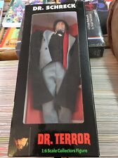 "Distinctive Dummies Dr. Schreck 12"" Custom Figure Dr. Terror's House of Horrors"