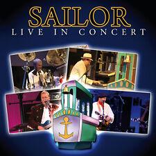CD Sailor Live In Concert