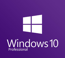 Windows 10 Professional 32/64-bit Pro Activation Key Instant Delivery
