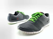 REEBOK Z Rated NanoWeb Men's Grey Athletic Training Lace Up Sneakers US 13 D047