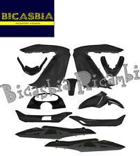 8199 - SET 11 CARENE SCUDO SEITE SCHWARZ NEUTRAL HONDA PCX 125 150 VON 2014