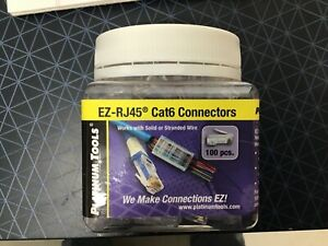 Platinum tools EZ-RJ45 cat6