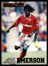 Merlin Premier Gold 1996-1997 - Middlesbrough Emerson #94