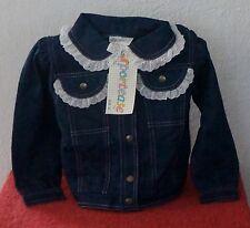 Sportease Little Girl Blue Jean Jacket Size 3T New