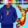 Pullover Sweatshirt Hoodie Sweater Unisex Gift Printed Winnie Pooh Tiger Cartoon