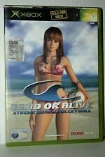 DEAD OR ALIVE XTREME BEACH VOLLEYBALL USATO XBOX EDIZIONE ITALIANA PAL CC4 42010