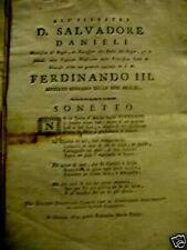 Manoscritti, tema storici