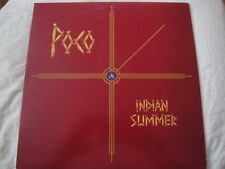 POCO INDIAN SUMMER VINYL LP 1977 ABC RECORDS TWENTY YEARS, WIN OR LOSE, DOWNFALL