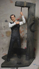Brides of Dracula DR. VAN HELSING DIORAMA STATUE PRO BUILD & PAINT Rare Cushing
