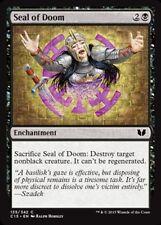 x4 Seal of Doom MTG Commander 2015 M/NM, English