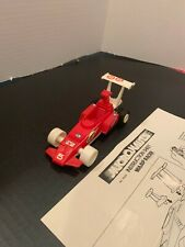 Micronauts- Warp Racer- working motor and instructions- Nice condition