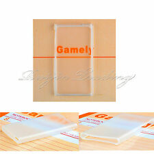 Soft Clear Transparent Silicon Case Protective Cover For Apple iPod Nano 7th Gen