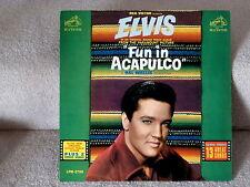 ELVIS PRESLEY~FUN IN ACAPULCO~RCA LPM-2756~  ~ LP